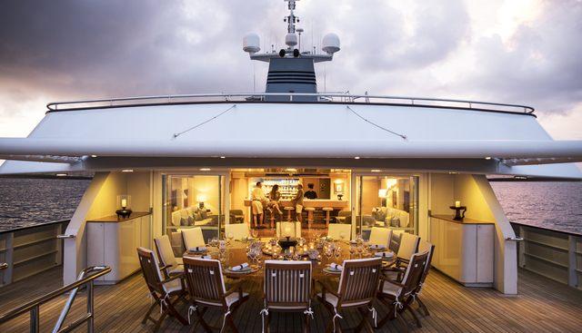 Aqua Blu Charter Yacht - 3