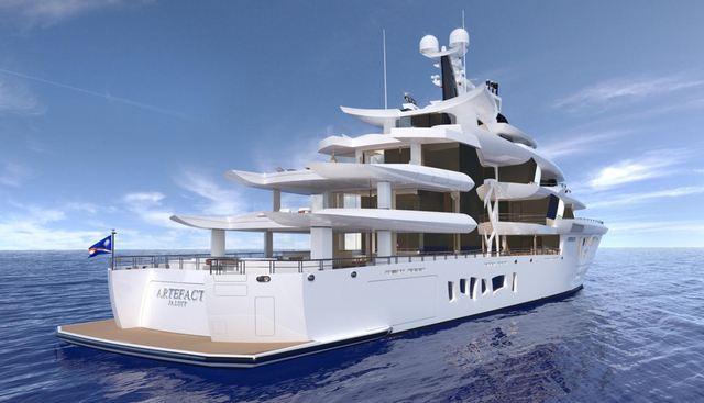 Artefact Charter Yacht - 2
