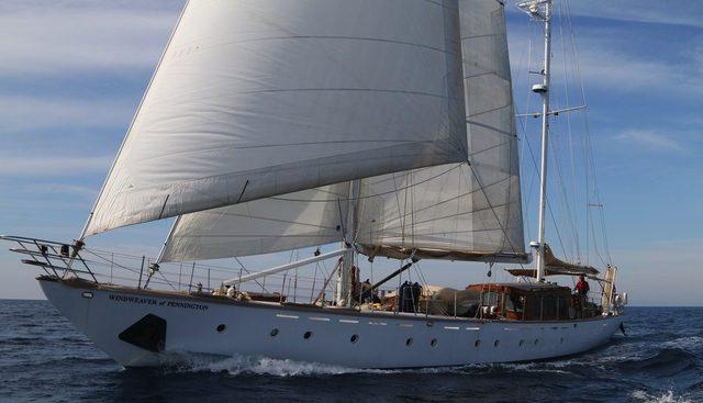 Windweaver of Pennington Charter Yacht