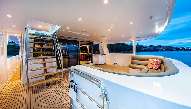 Corroboree Charter Yacht - 5