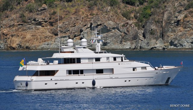 Golden Eagle Charter Yacht - 3
