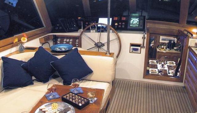 Blue Titan Charter Yacht - 5