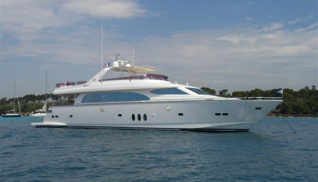 Abaco Charter Yacht