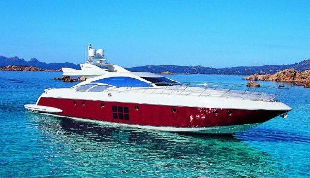 Black Pearl III Charter Yacht