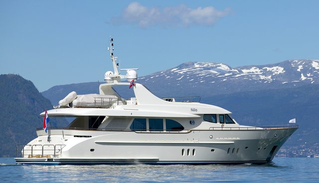 Ciao Charter Yacht