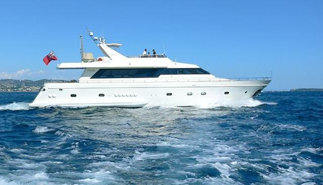 Dario One Charter Yacht