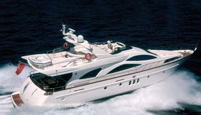 Carre d'As Charter Yacht