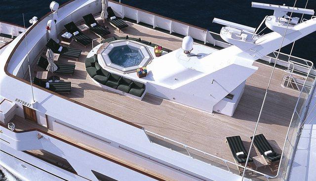 Esmeralda Charter Yacht - 2