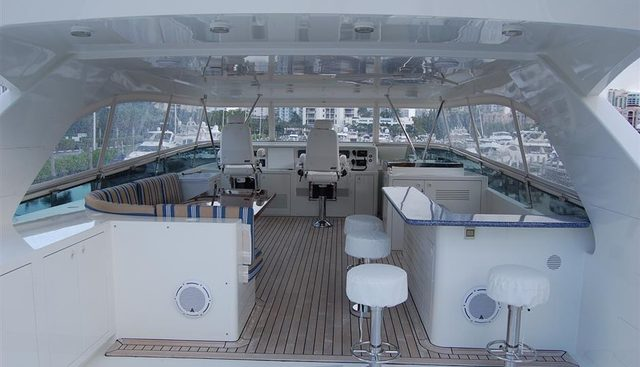 Jus Chill'N' Charter Yacht - 5