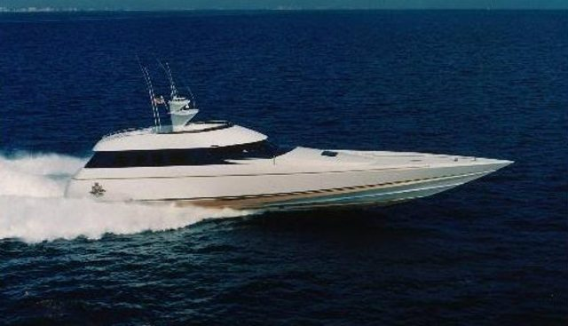 Gentry Eagle Charter Yacht - 4