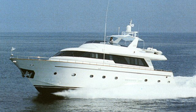 Tropical Charter Yacht