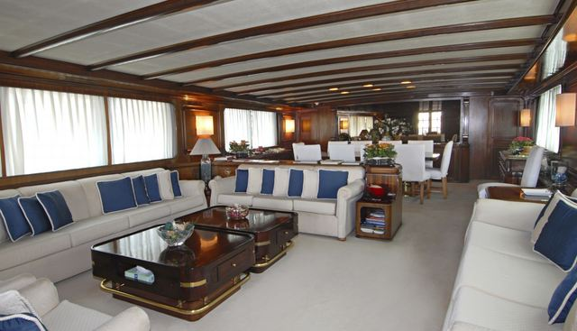 El Caran Charter Yacht - 5
