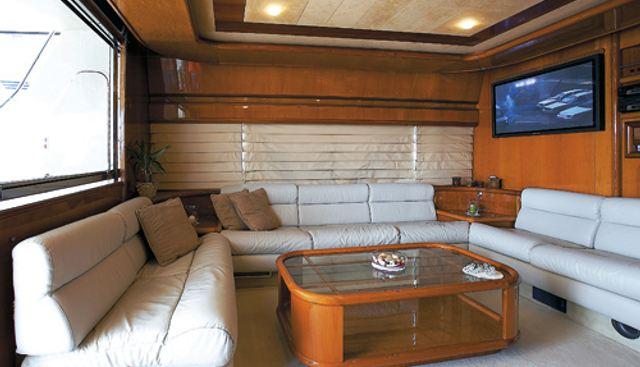 Sahara Charter Yacht - 3
