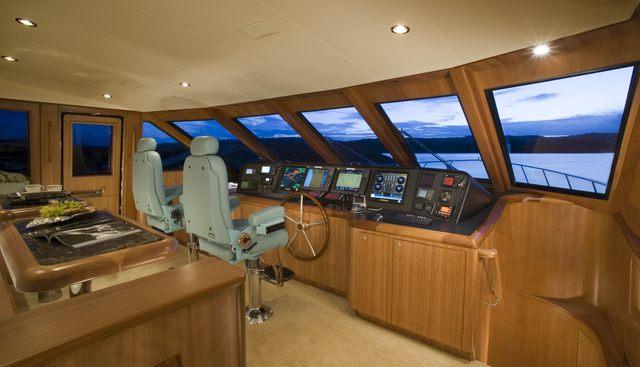 Class 1 Charter Yacht - 5
