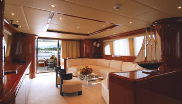 Grand Mariana IV Charter Yacht - 3
