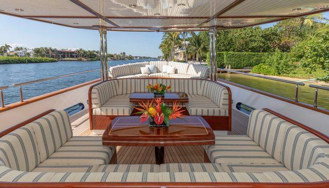 Nadan Charter Yacht - 2