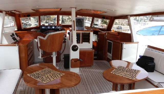 Evening Star Charter Yacht - 3