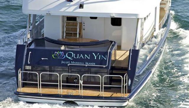 Quan Yin Charter Yacht - 2