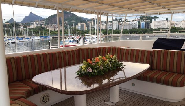 Victoria A Charter Yacht - 3