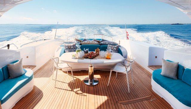 Belisa Charter Yacht - 3