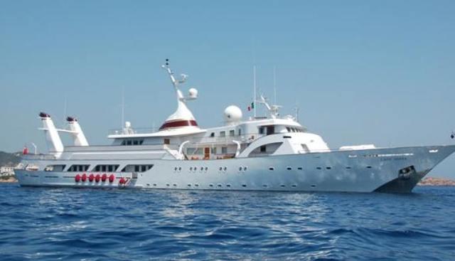 Lady Sarya Charter Yacht