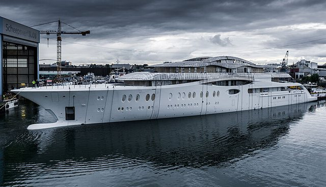 Feadship 1010 Charter Yacht - 3