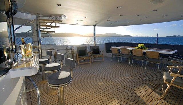 De Lisle III Charter Yacht - 4