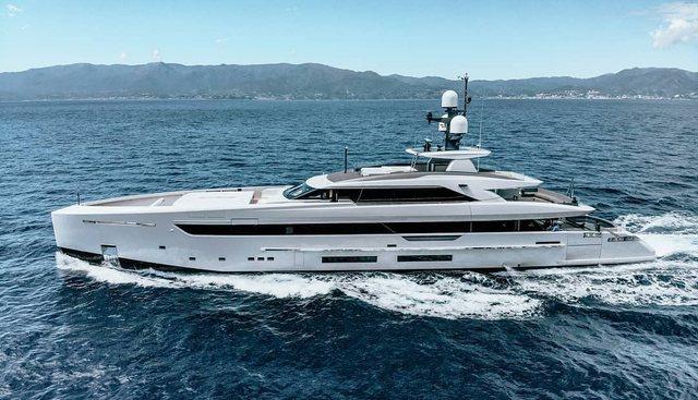 Bintador Charter Yacht