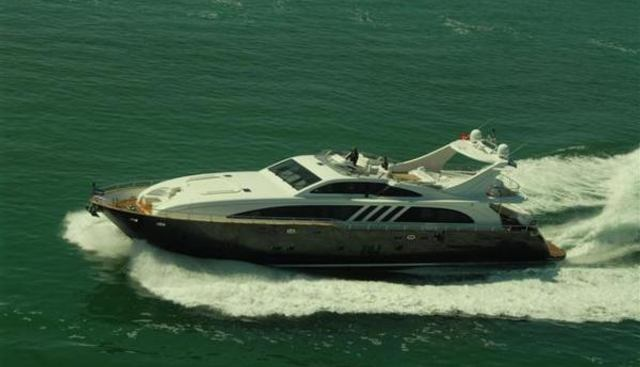 Giant 100 Motor Yacht 2009 Charter Yacht - 2