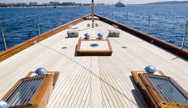 Aurelius 111 Charter Yacht - 2