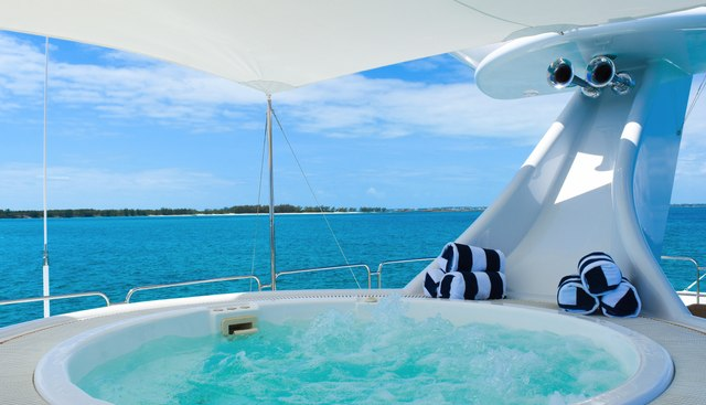 OCTOPUSSY Charter Yacht - 2