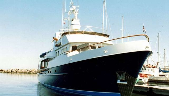 Myu Charter Yacht - 6