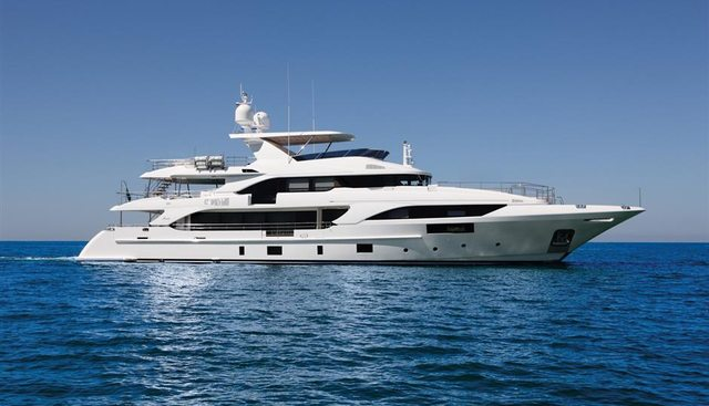 Patience Charter Yacht - 8