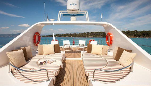 Supertoy Charter Yacht - 7