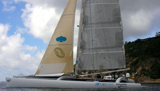 Sodebo Ultim' Charter Yacht - 2