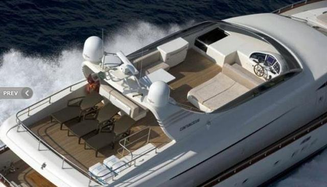 86' Canados 86 2008 Charter Yacht - 4