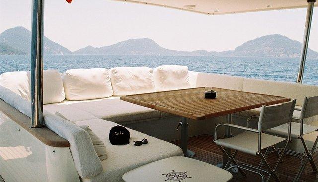 Dali Charter Yacht - 6