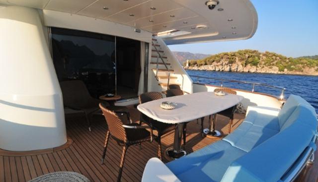 My Tutku Charter Yacht - 3
