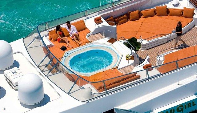 Bad Girl Charter Yacht - 2