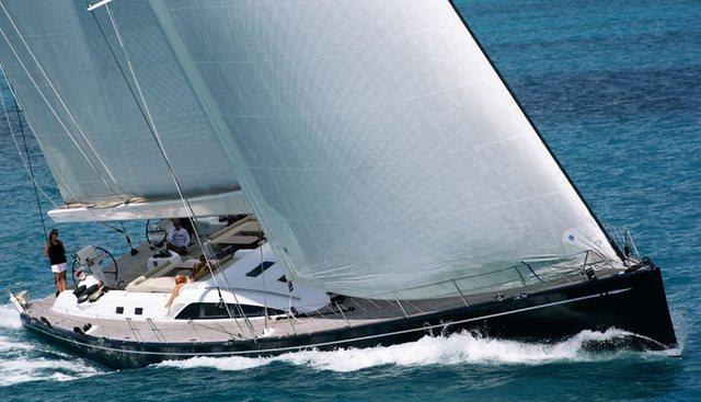 Virago Charter Yacht