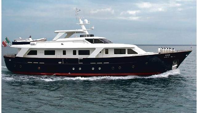 St Raphael Charter Yacht - 3