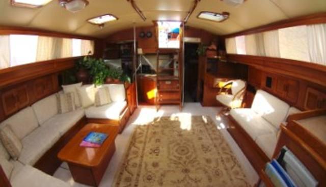 Sandcastle Charter Yacht - 5