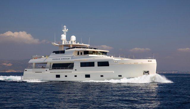 Ocean Dream Charter Yacht - 2