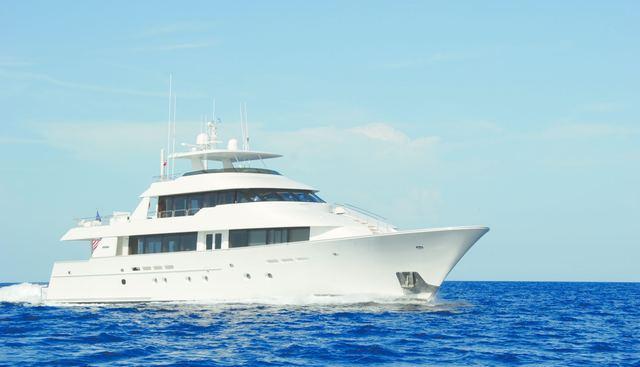Serengeti Charter Yacht
