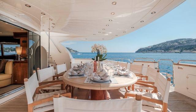Beija Flore Charter Yacht - 6