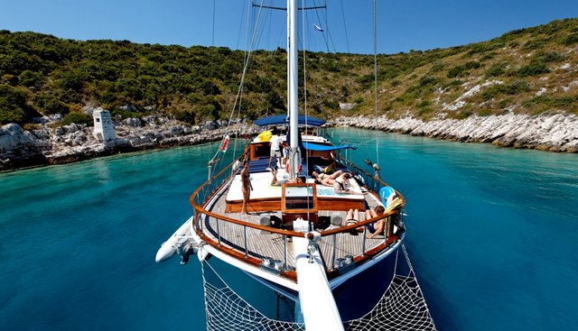 Perla Charter Yacht - 2