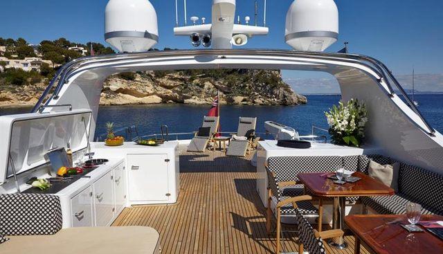 Jasmine Luna Charter Yacht - 2
