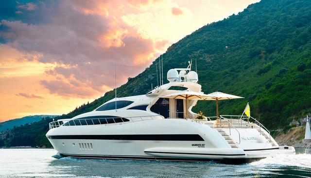 Negara Charter Yacht - 2