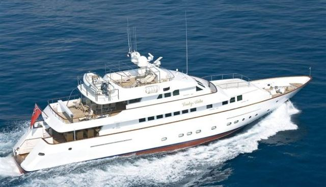 Lady Aida Charter Yacht