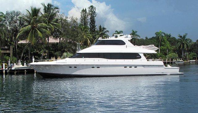 Zhuzhy Charter Yacht